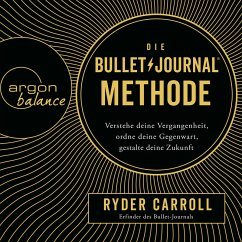 Die Bullet-Journal-Methode (MP3-Download) - Carroll, Ryder