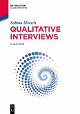 Qualitative Interviews (eBook, PDF)
