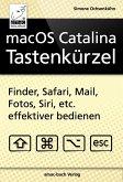 macOS Catalina Tastenkürzel (eBook, ePUB)
