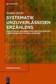 Systematik unzuverlässigen Erzählens (eBook, PDF)