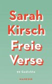 Freie Verse (eBook, ePUB)