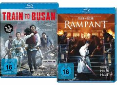 Bundle: Train to Busan / Rampant LTD. - 2 Disc Bluray