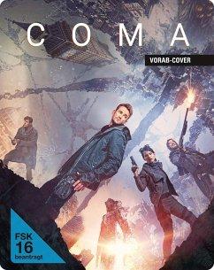 Coma Limited Steelbook