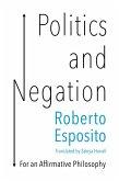 Politics and Negation (eBook, ePUB)