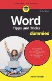 Word Tipps und Tricks für Dummies (eBook, ePUB)