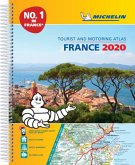 France 2020 -A4 Tourist & Motoring Atlas