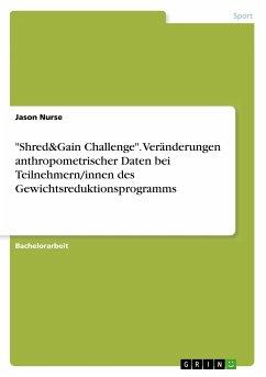Shred&Gain Challenge