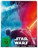 Star Wars: Der Aufstieg Skywalkers (2D & 3D Steelbook Edition)