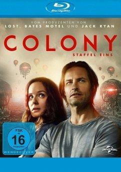 Colony-Staffel 1 - 2 Disc Bluray - Colony