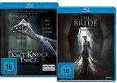 Bundle:Don't Knock Twice/The Bride Ltd. - 2 Disc Bluray