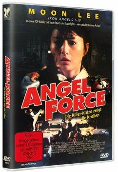 Angel Force - Die Killer-Katze zeigt die Krallen - Lee,Moon