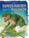 Dinosaurier - Malbuch