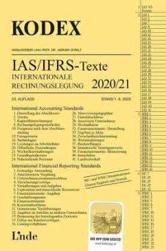 KODEX Internationale Rechnungslegung IAS/IFRS - Texte 2020/21 - Wagenhofer, Alfred