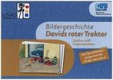 Davids roter Traktor: Bildergeschichte