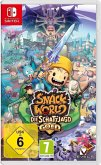 Snack World: Die Schatzjagd - Gold (Nintendo Switch)