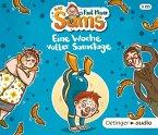 Eine Woche voller Samstage / Das Sams Bd.1 (3 Audio-CDs) (Mängelexemplar)