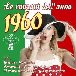 Le Canzoni Dell'Anno 1960 - Diverse
