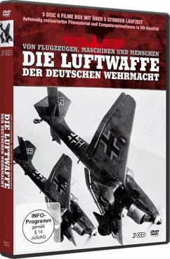 Die Luftwaffe der Deutschen Wehrmacht DVD-Box - Luftwaffe Der Deutschen Wehrmacht,Die