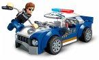 Mega Construx Polizeifahrzeug (113 Teile)
