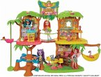 Enchantimals Dschungelwald-Café Spielset