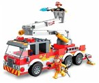 Mega Construx Feuerwehrauto (262 Teile)