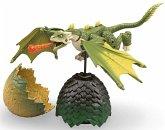Mega Construx Probuilder Game of Thrones Drachenei Rhaegal