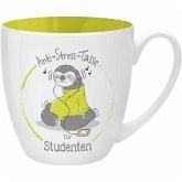 Anti-Stress Tasse für Studenten