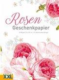Rosen - Geschenkpapier