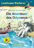 Die Abenteuer des Odysseus / Silbenhilfe. Schulausgabe