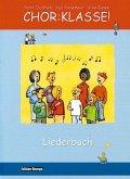 Chor-Klasse! - Liederbuch