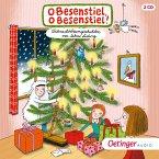 O Besenstiel, o Besenstiel! Weihnachtsbaumgeschichten von Sabine Ludwig (MP3-Download)