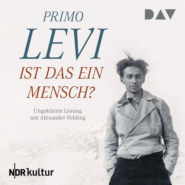 Ist das ein Mensch? (MP3-Download) von Primo Levi
