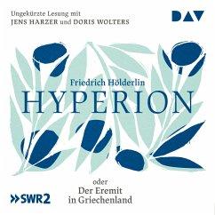 Hyperion oder Der Eremit in Griechenland (MP3-Download) - Hölderlin, Friedrich