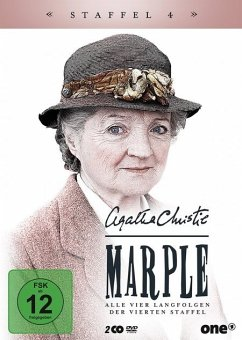 Agatha Christie: MARPLE-Staffel 4 - Mckenzie,Julia/Cumberbatch,Benedict/Collins,Joan/+