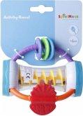 SpielMaus Baby Activity-Rassel mit Spiegel