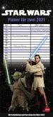 Star Wars Planer für zwei Kalender 2021