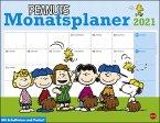 Peanuts Monatsplaner - Kalender 2021