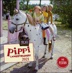 Pippi Langstrumpf Broschurkalender 2021