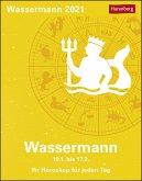 Sternzeichenkalender Wassermann 2021