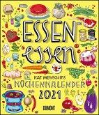 Essen essen - Kat Menschiks Küchenkalender 2021 - Hochformat