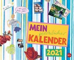 Kohwagner Mein persönlicher Kalender 2021 - Kohwanger, Gaby