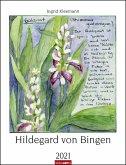 Hildegard von Bingen - Kalender 2021