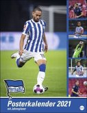 Hertha BSC Posterkalender 2021