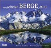 Geliebte Berge 2021 - DuMont Wandkalender