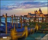 Der Traum von Venedig 2021 - Wandkalender