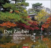 Der Zauber der japanischen Gärten - Kalender 2021
