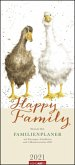 Happy Family Familienplaner 2021