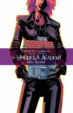 The Umbrella Academy 3: Hotel Oblivion (eBook, ePUB) - Way, Gerard