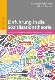 Einführung in die Sozialisationstheorie (eBook, PDF)