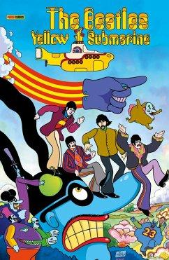 Yellow Submarine - Comic zum Kultfilm (eBook, ePUB) - Morrison, Bill